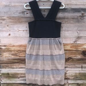 Anthropologie   Knitted & Knitted Sweater Dress S